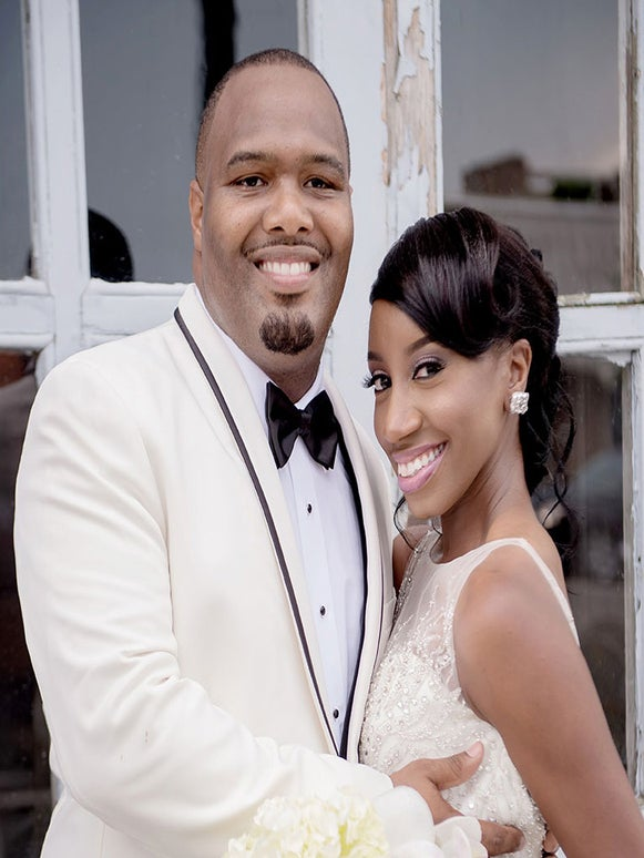 Bridal Bliss: Kenny and Krystal's Southern Elegant Wedding