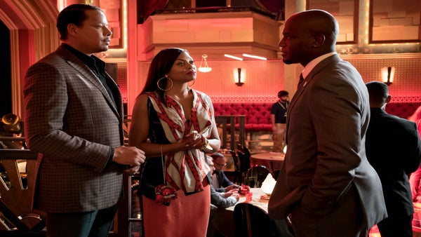 We Asked 'Empire' Guest Star Taye Diggs If He Can Handle A Woman Like Cookie Lyon In Real Life
