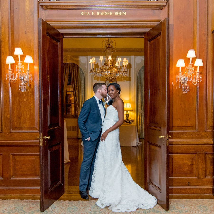 Bridal Bliss: Joseph and Karel's New Jersey Wedding Will Make Your Heart Smile