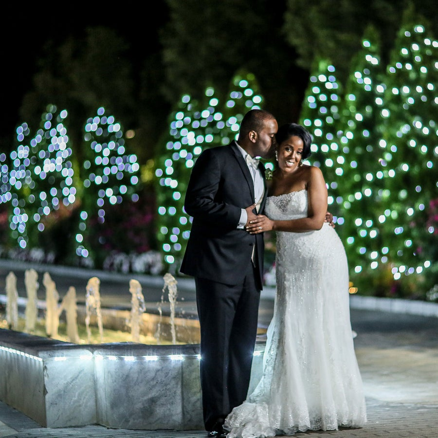Bridal Bliss: Hervé Knew Tammi Would Be His Wife the Very Moment He First Saw Her