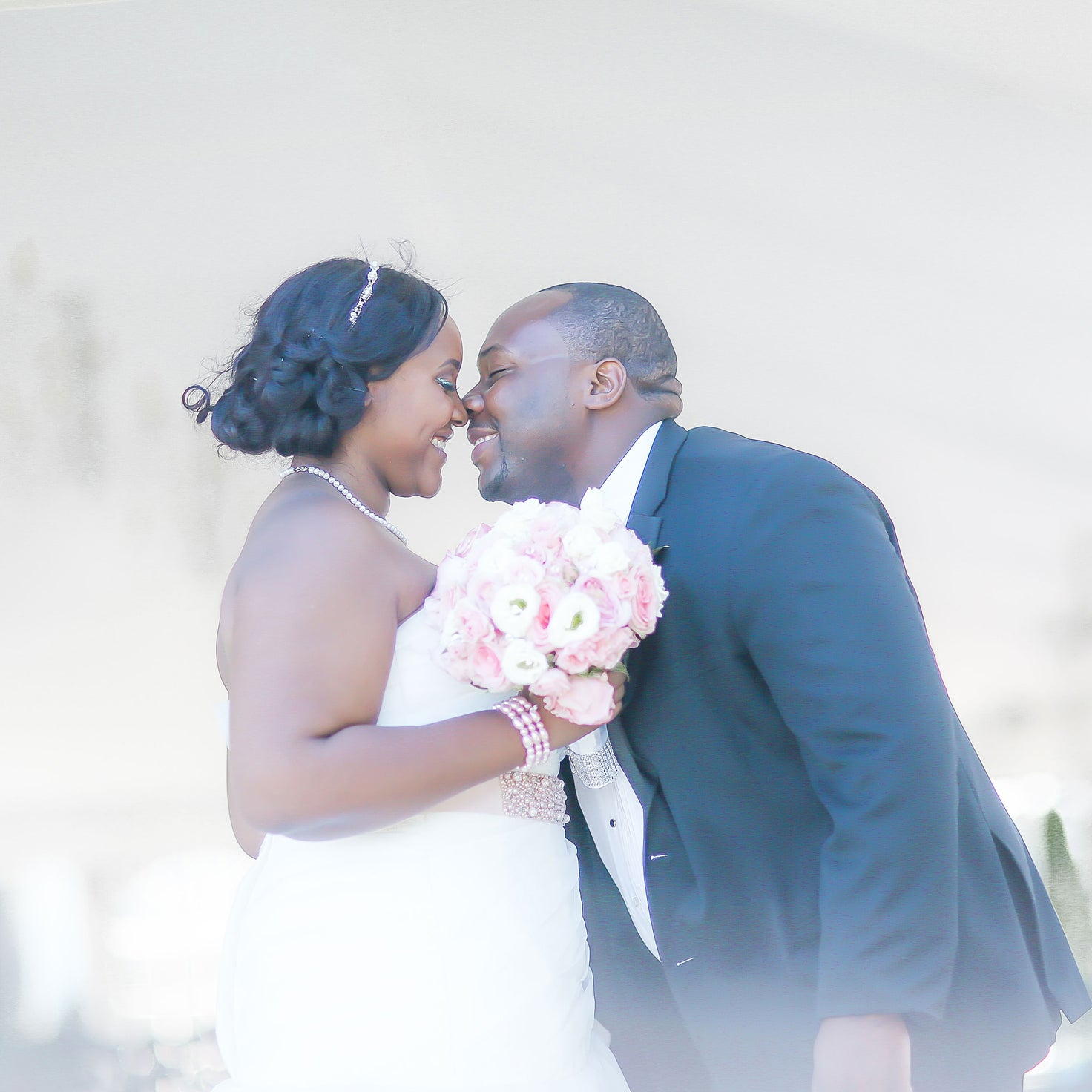 Bridal Bliss: Blaise and Nicole's Wedding Has Happily Ever After Written All Over It