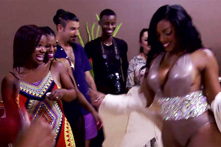 Bomb Threats, an 'Unstable' Ex and Divorce Teased In This Juicy NEW 'RHOA' Trailer