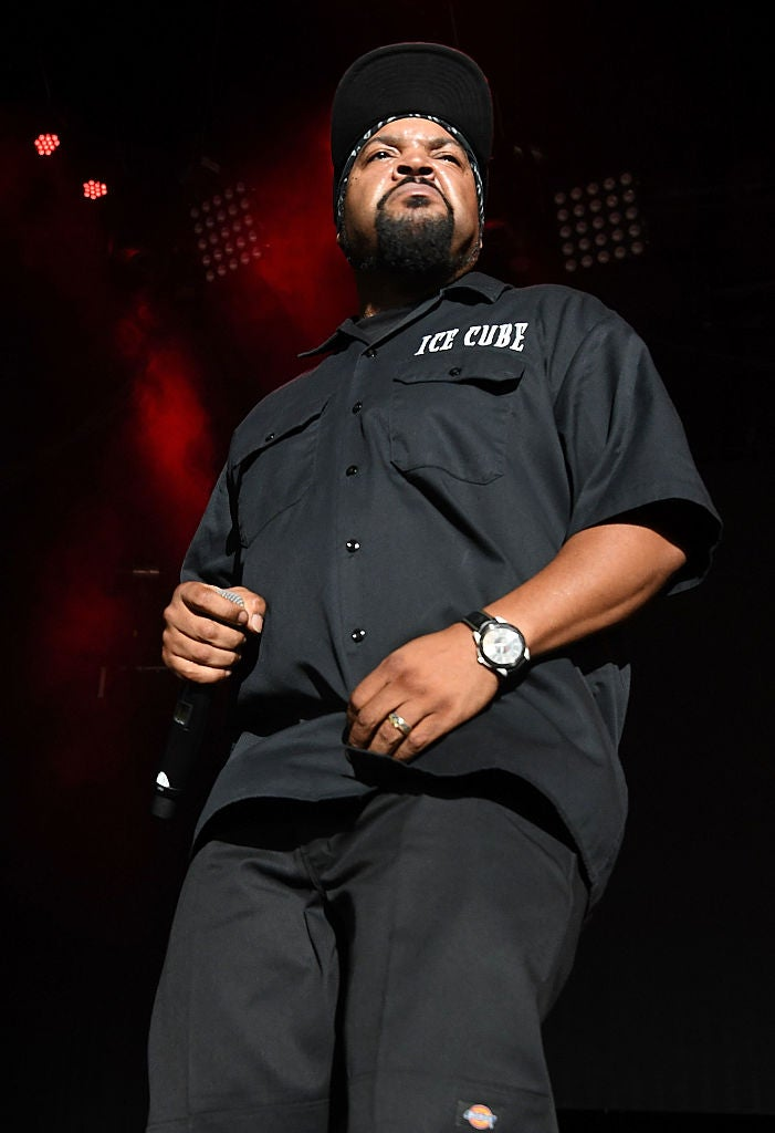 'Both Candidates Suck, I Want Another Obama:' Ice Cube Says A Word About Election 2016