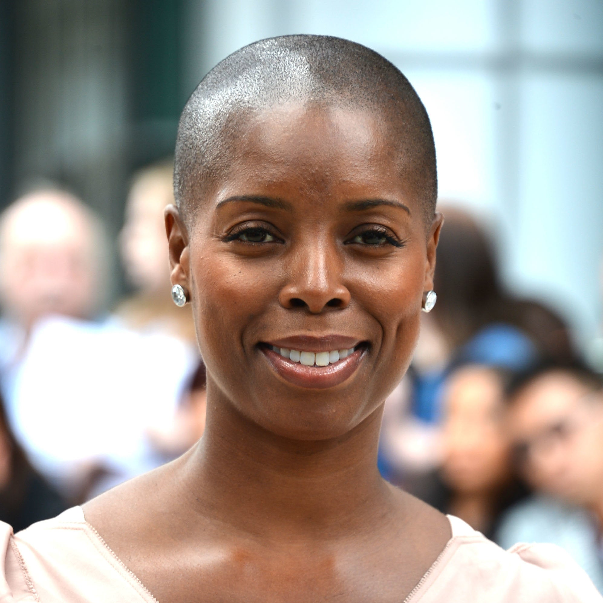 How Sidra Smith Went From An Obsession With Hair Extensions To A Bald Head