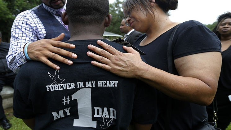 Alton Sterling's Family Is Still Waiting For Answers