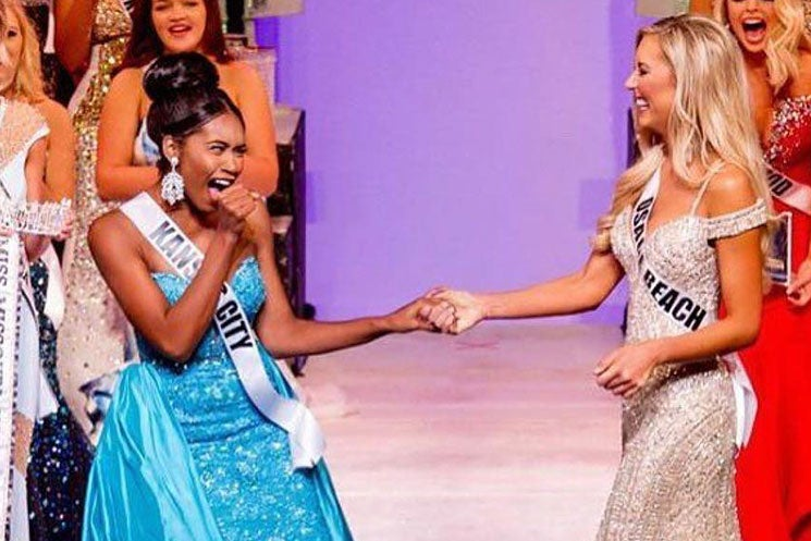 Black Excellence: Bayleigh Dayton Becomes First African-American Miss Missouri USA