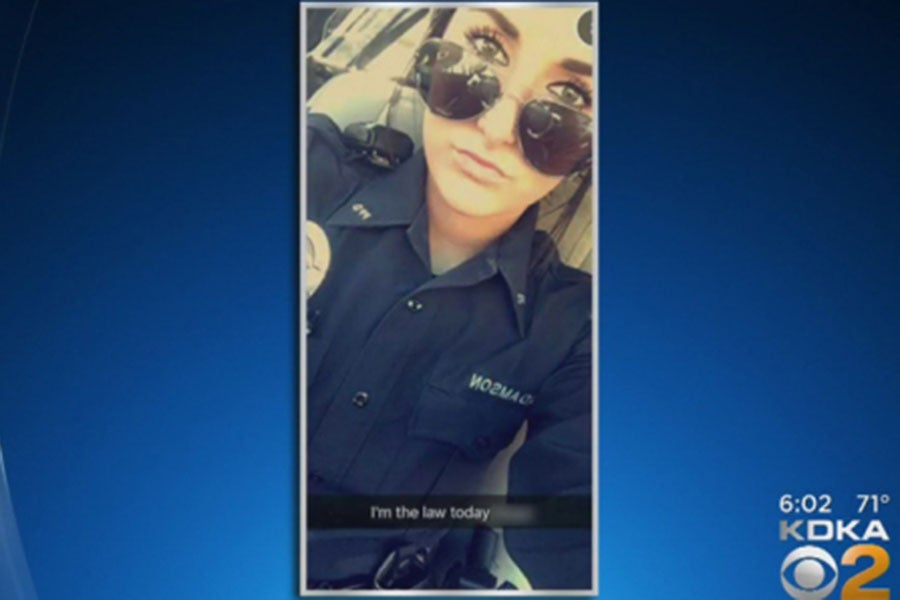 This Police Officer's Racist Social Media Post Has Left Her Jobless