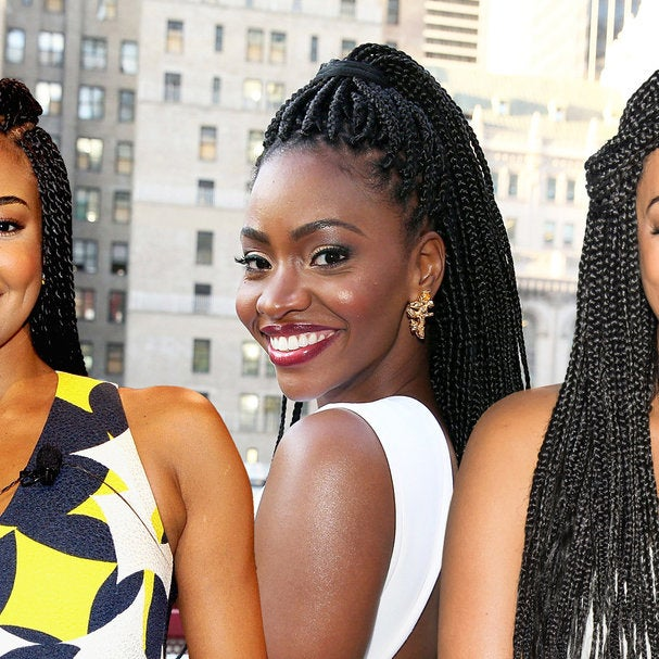 25 Stunning Braid Hairstyles Straight From our Favorite Stars