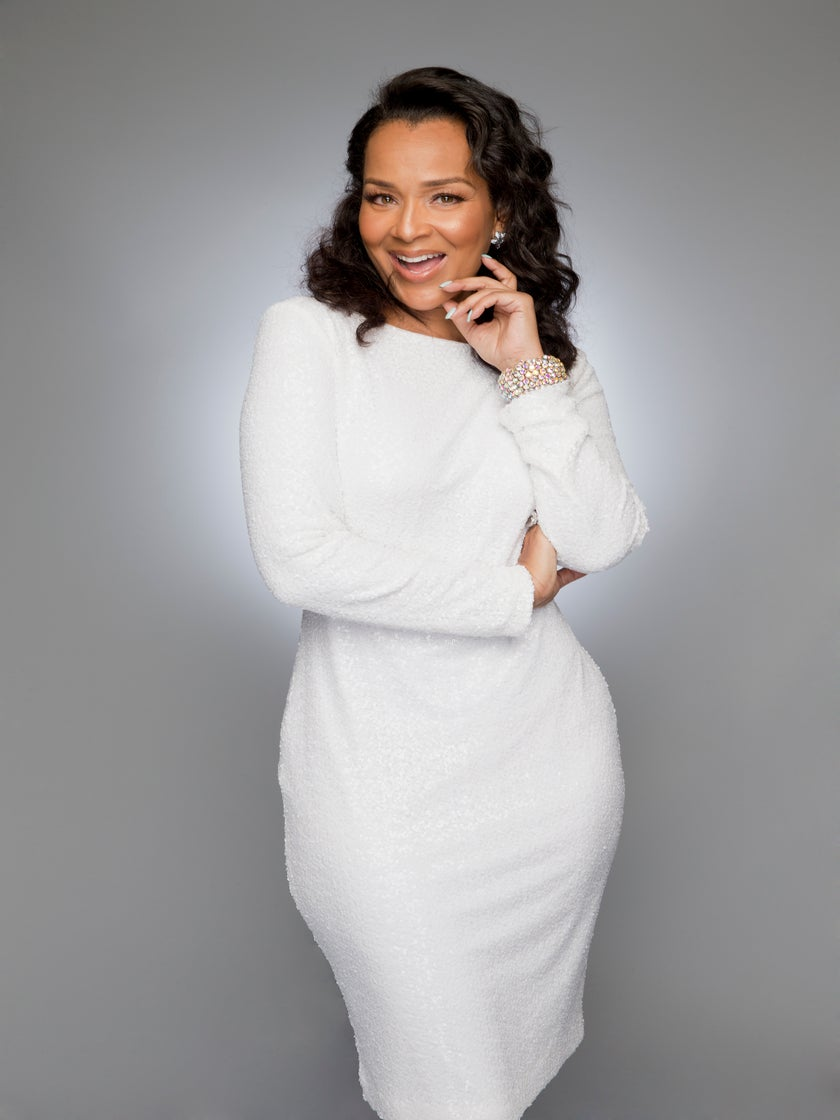 Baby On Board! LisaRaye Hosts Private Baby Shower For Daughter Kai Morae
