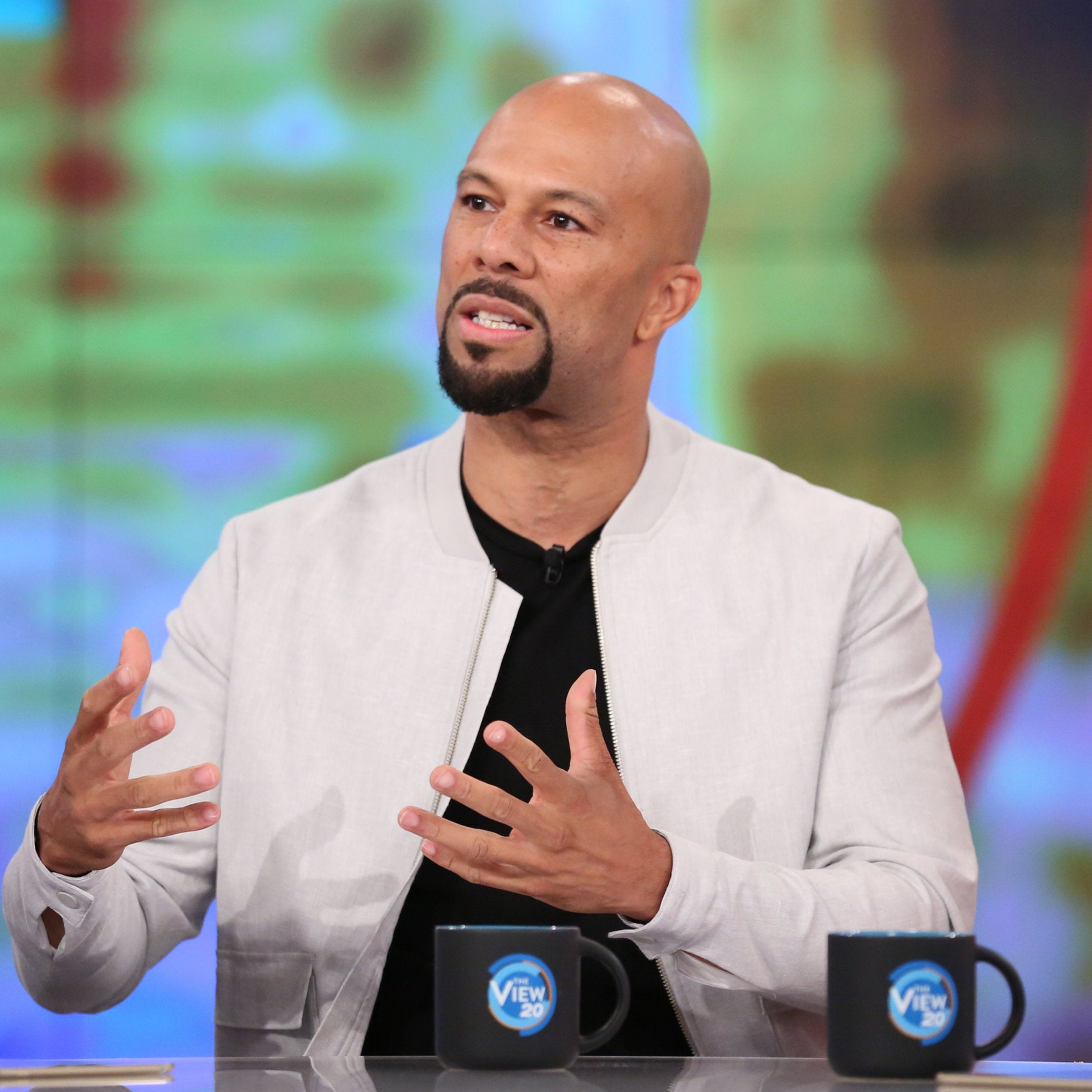 Common Delivers Some Common Sense On Election 2016 - 'Donald Trump Is Not Prepared To Be A President'