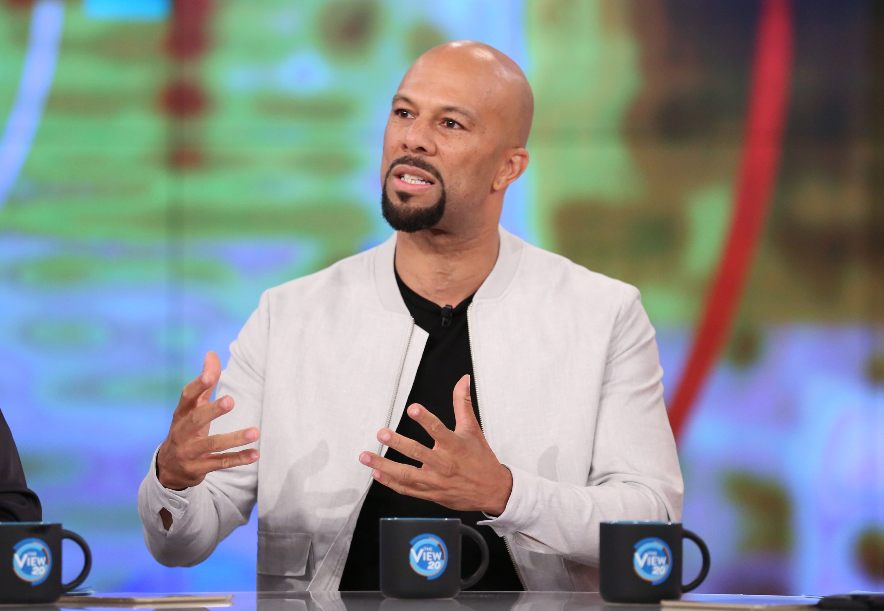 Common Delivers Some Common Sense On Election 2016 – 'Donald Trump Is Not Prepared To Be A President'
