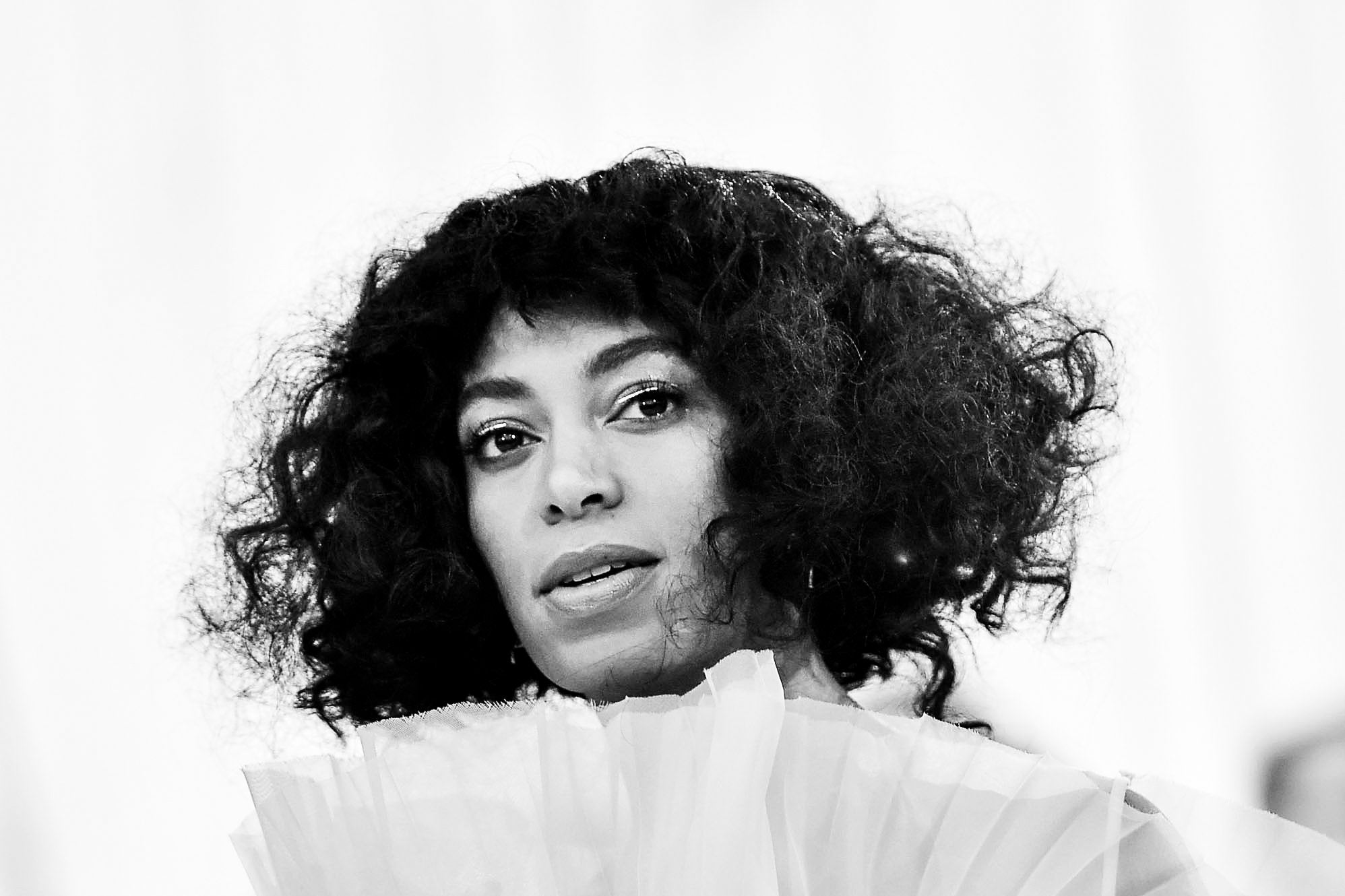 Solange Responds to Fan Who Questions Why Her Son Speaks ...