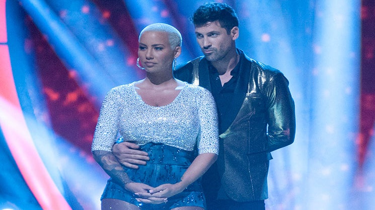 Did Julianne Hough Body Shame Amber Rose On 'Dancing With The Stars?'