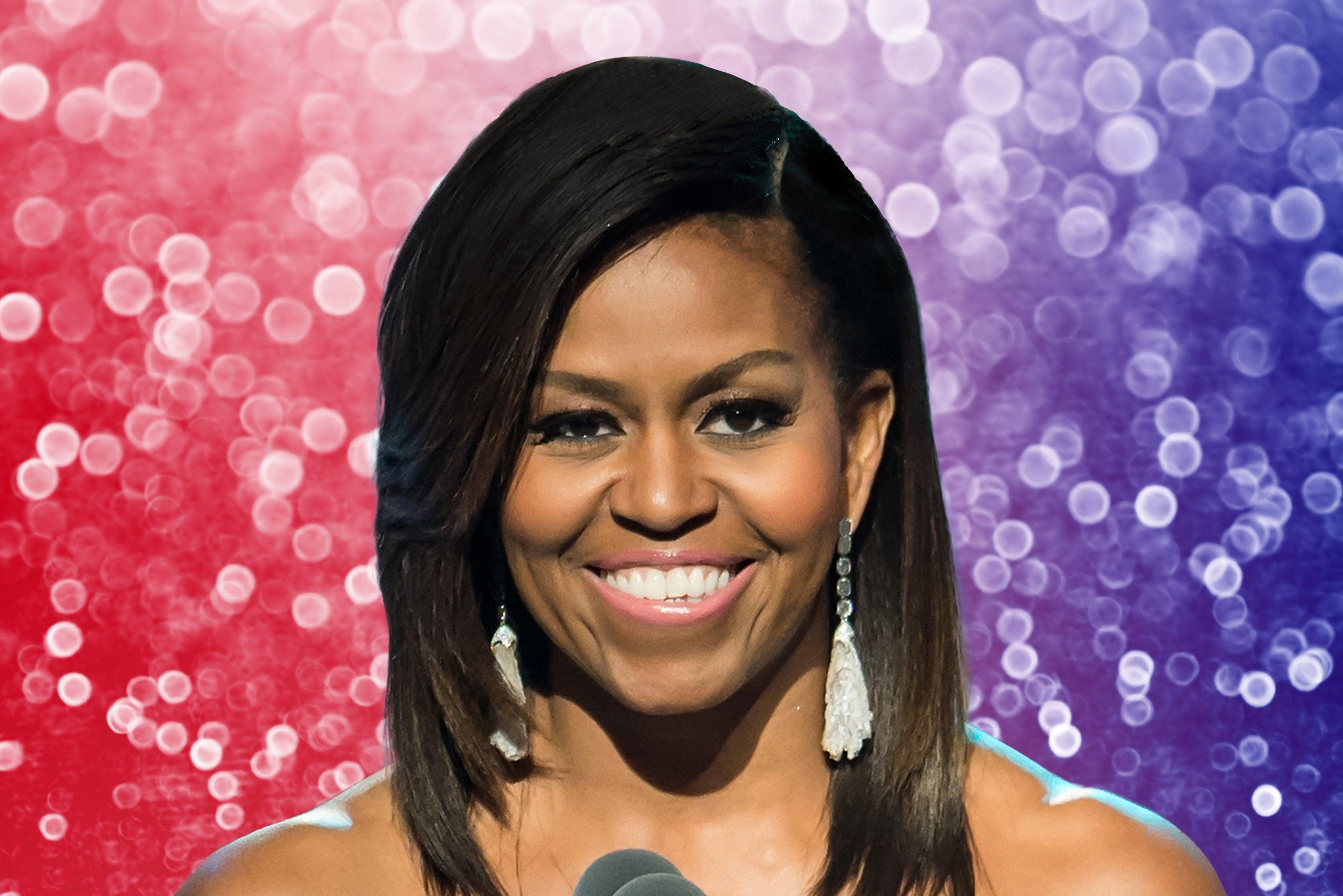 Michelle Obama Hairstyles Essence