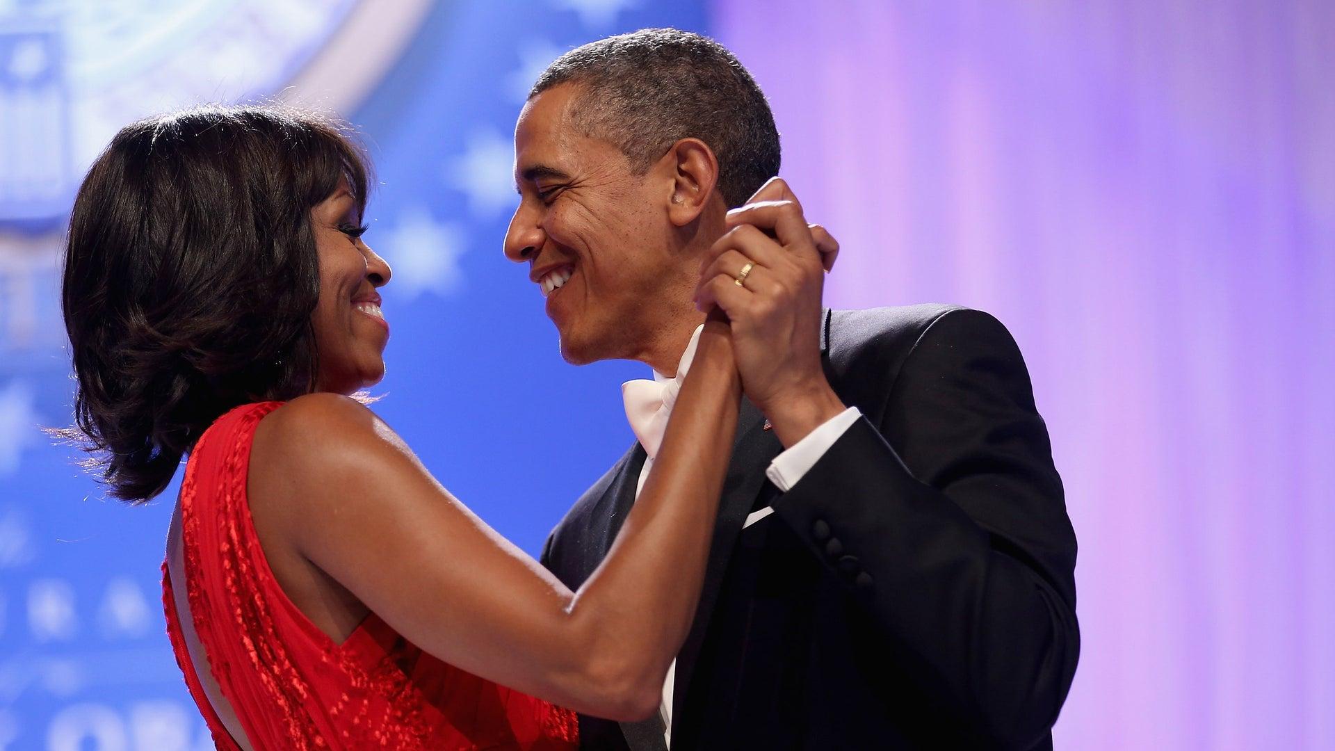 President Obama Jokes: 'Michelle Would Divorce Me If I Ran For President Again'