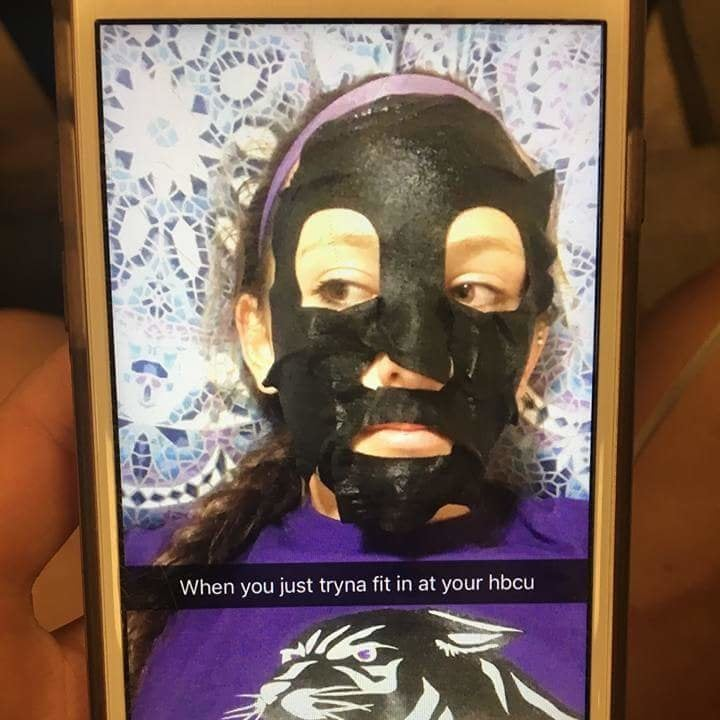 How Sway? This White Student Attends An HBCU And Still Managed To Be Racist On Snapchat