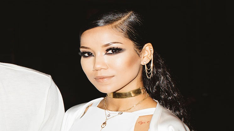 Jhené Aiko's Killer 'Skipping Stones' Smoky Eye Is the Perfect Fall Makeup Look