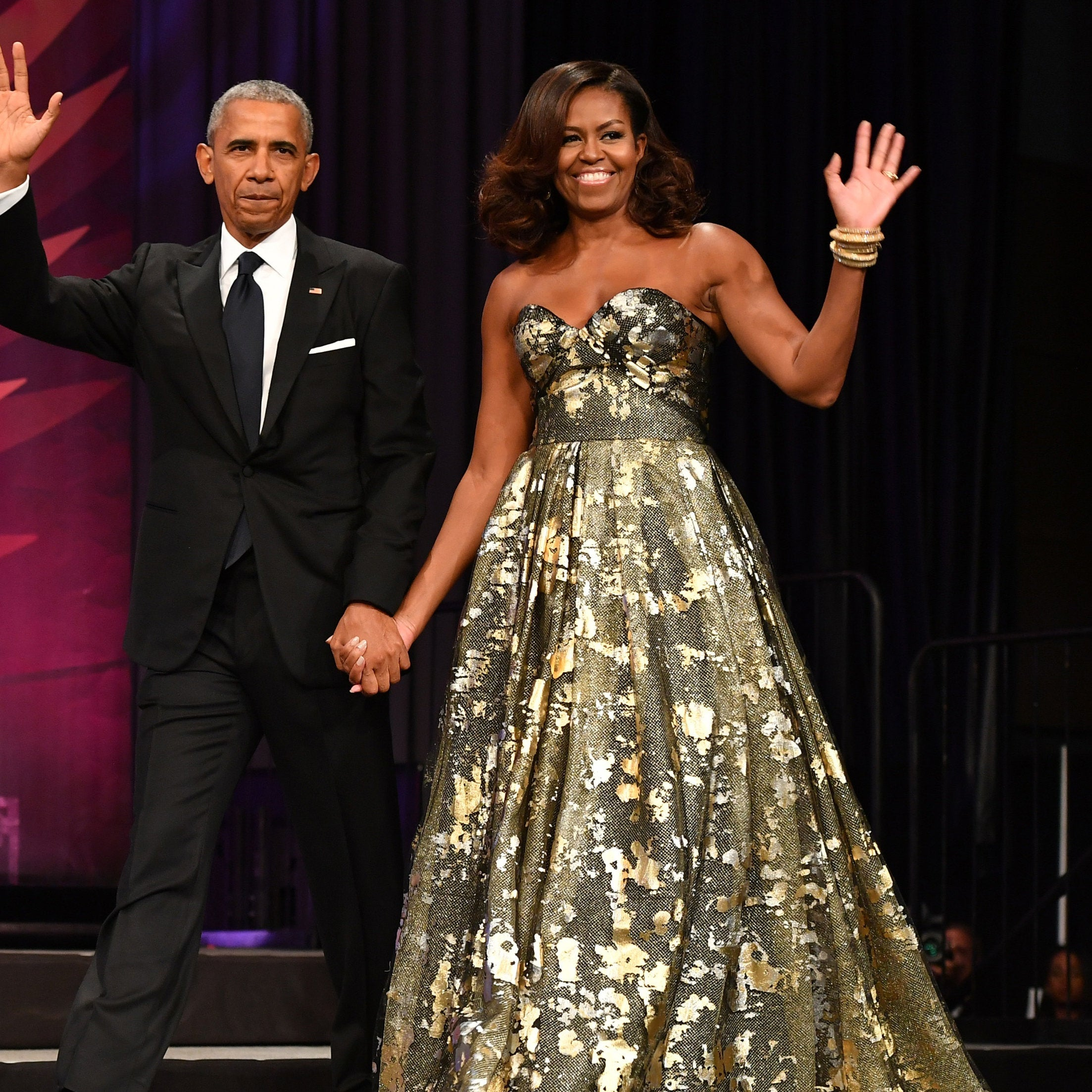 Black Love: Barack and Michelle Obama's Love Through the Years