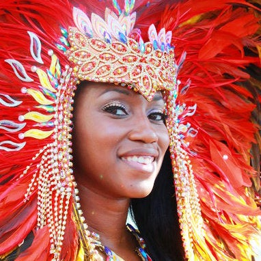 Brits Live It Up at the Notting Hill Carnival
