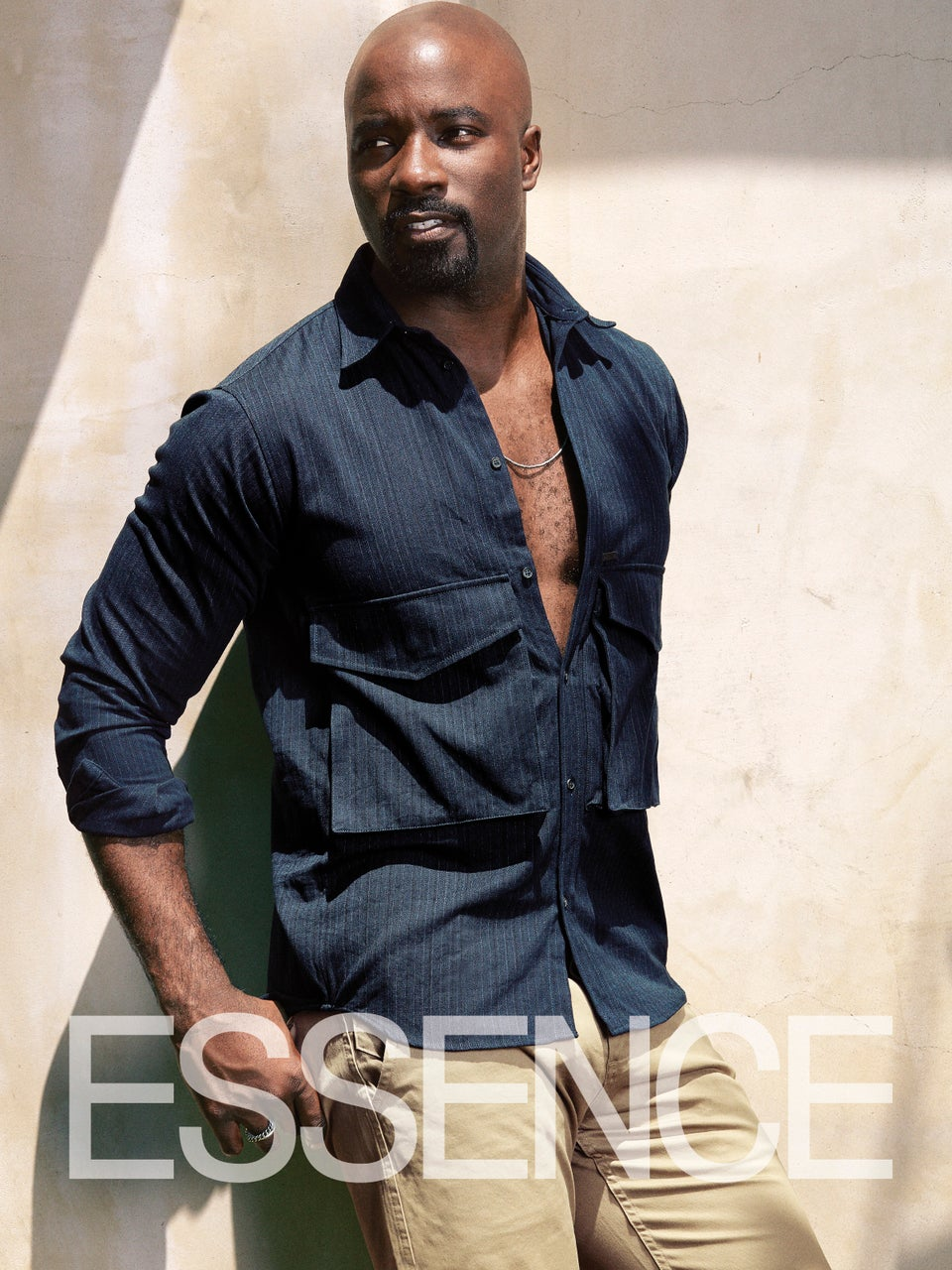 Here's Everything You Need To Know About 'Luke Cage' Leading Man Mike Colter