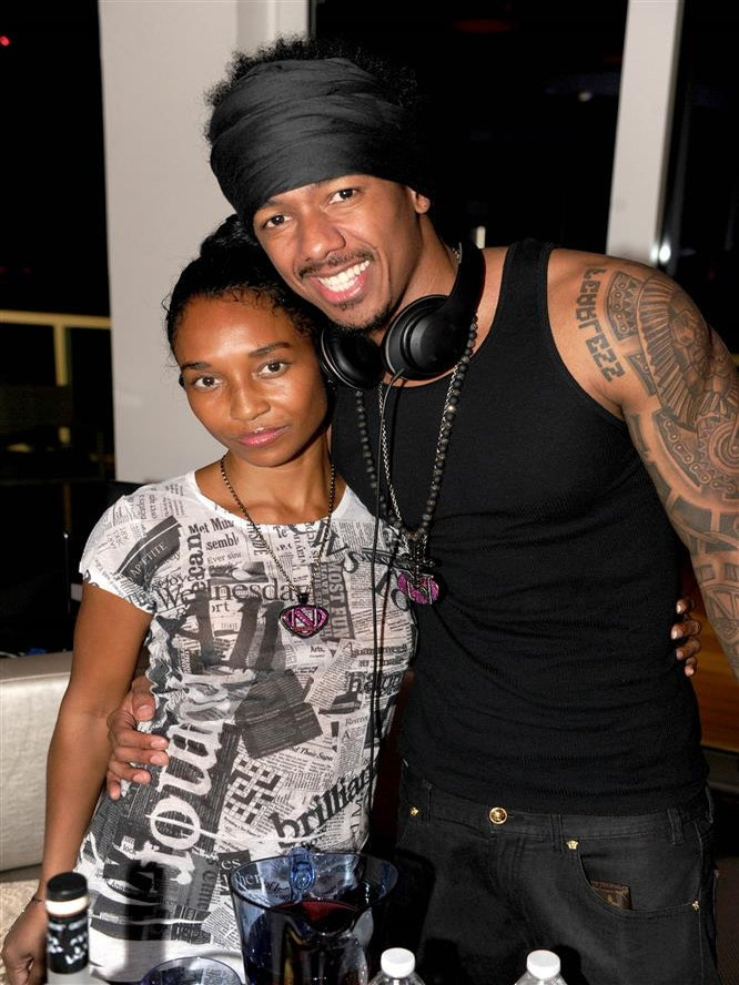 Nick Cannon Explains The Undeniable Chemistry Between Him and Rumored Girlfriend Chilli