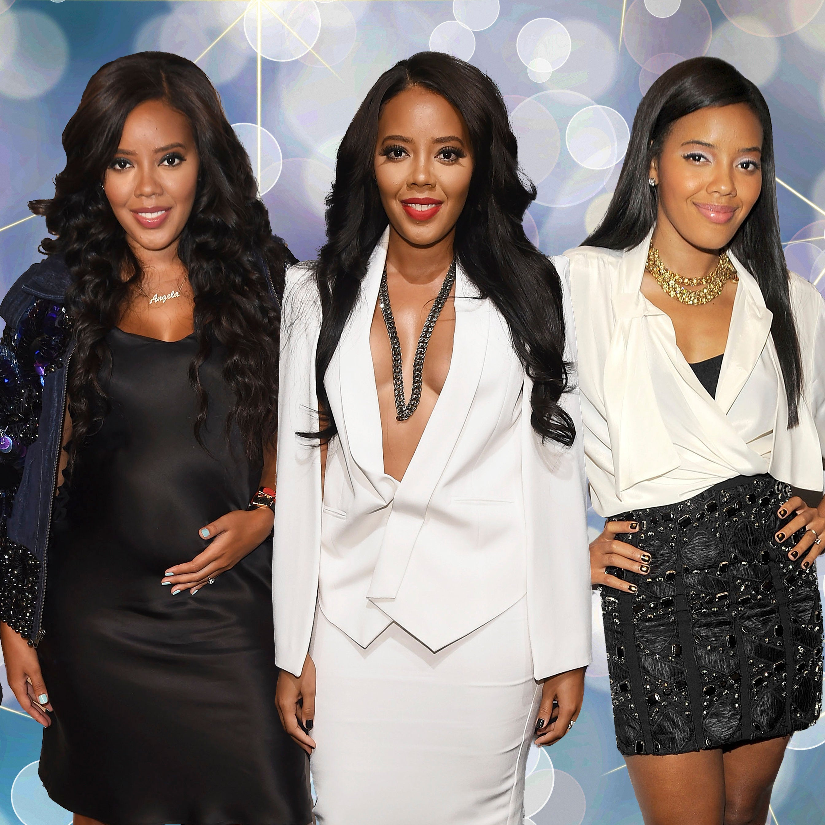 Angela Simmons' Evolution From Reality Star To Young Mogul Mom