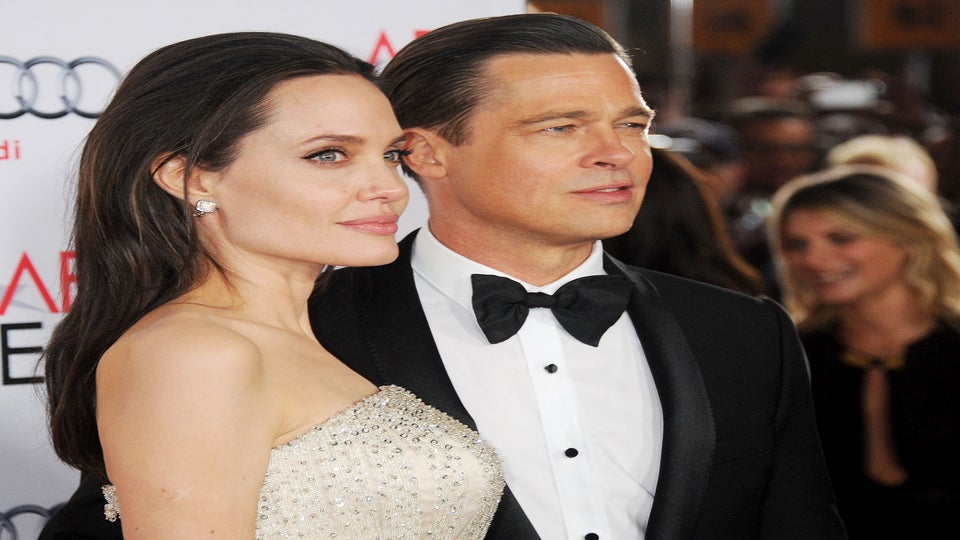 Angelina Jolie Just Filed For Divorce From Brad Pitt and The Internet Wasn't Ready