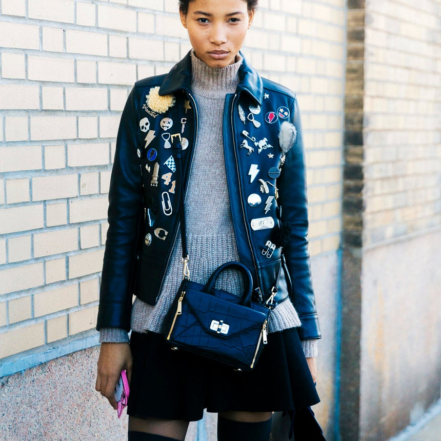 53 Ways Rock Patches and Pins Like A Street Style Star