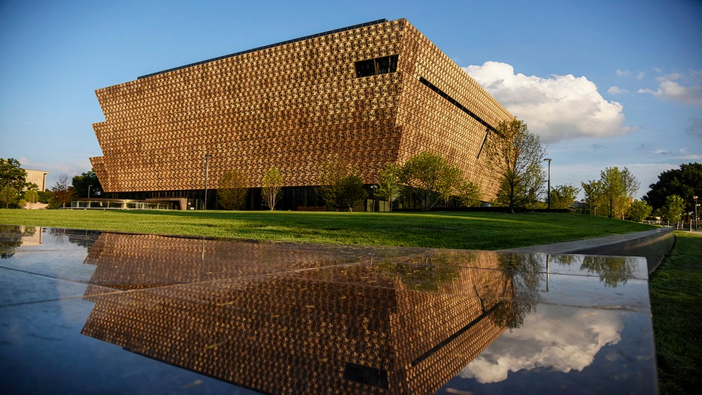 This Photo Of The National Museum Of African-American History And Culture At Night Will Leave You Speechless