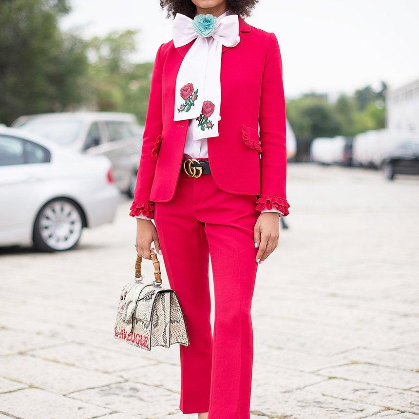 All The Beautiful Black Women Serving During Milan Fashion Week