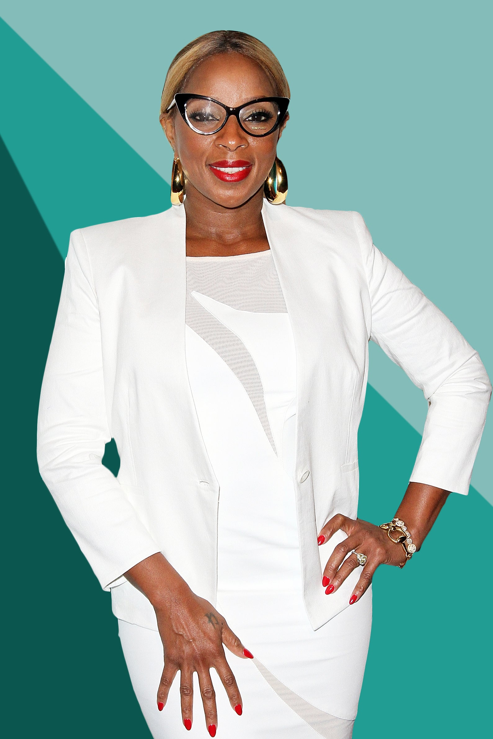 Thick Of It: Listen To Mary J. Blige's First Single Since Announcing Her Divorce