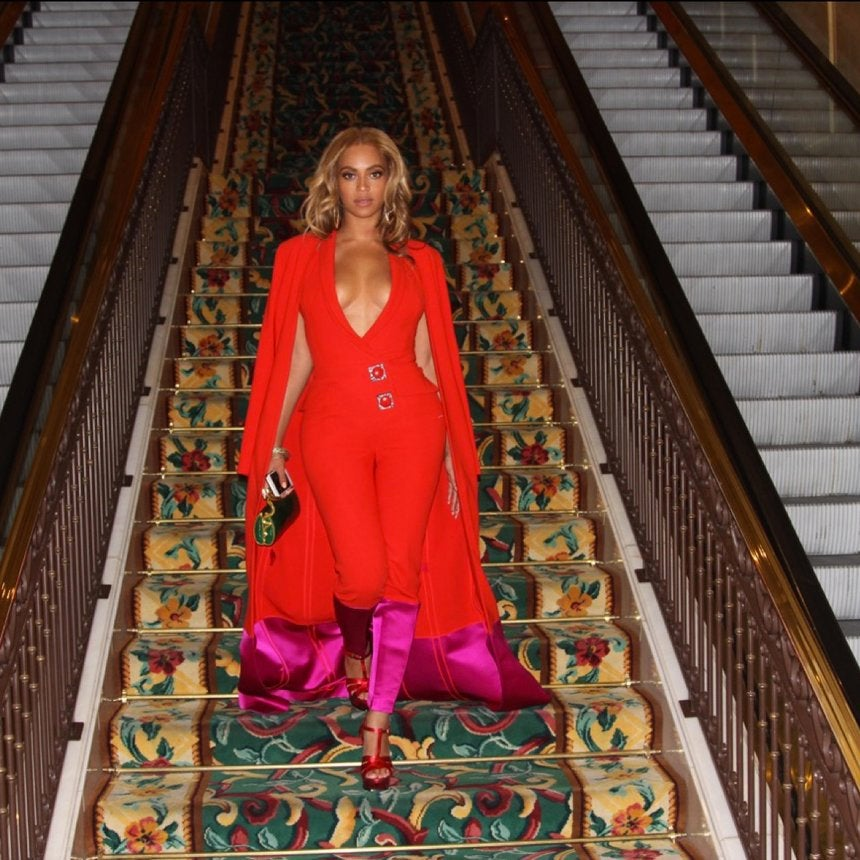 15 Times Beyonce Rocked a Killer Outfit by a Black Designer