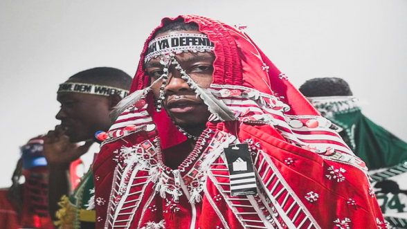This Designer's Afro-centric Streetwear Collection Will Blow Your Mind
