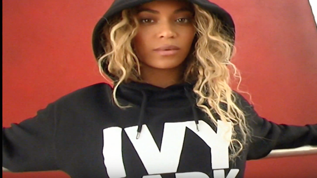 Beyoncé's New Ivy Park Video Is Athleisure Awesome With a Side of Inspiration