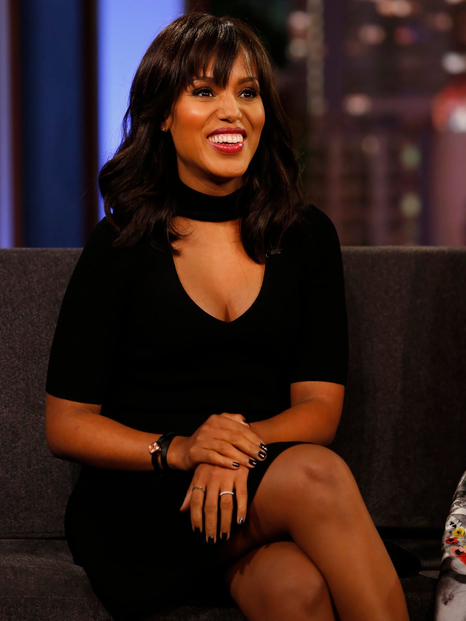 Kerry Washington on the U.S. Presidential Election: 'Not Voting is Voting Against Ourselves'