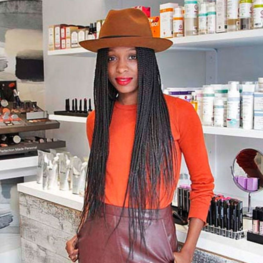 When Desiree Verdejo Couldn't Find A Beauty Brand Suited To Her Features, She Created Her Own