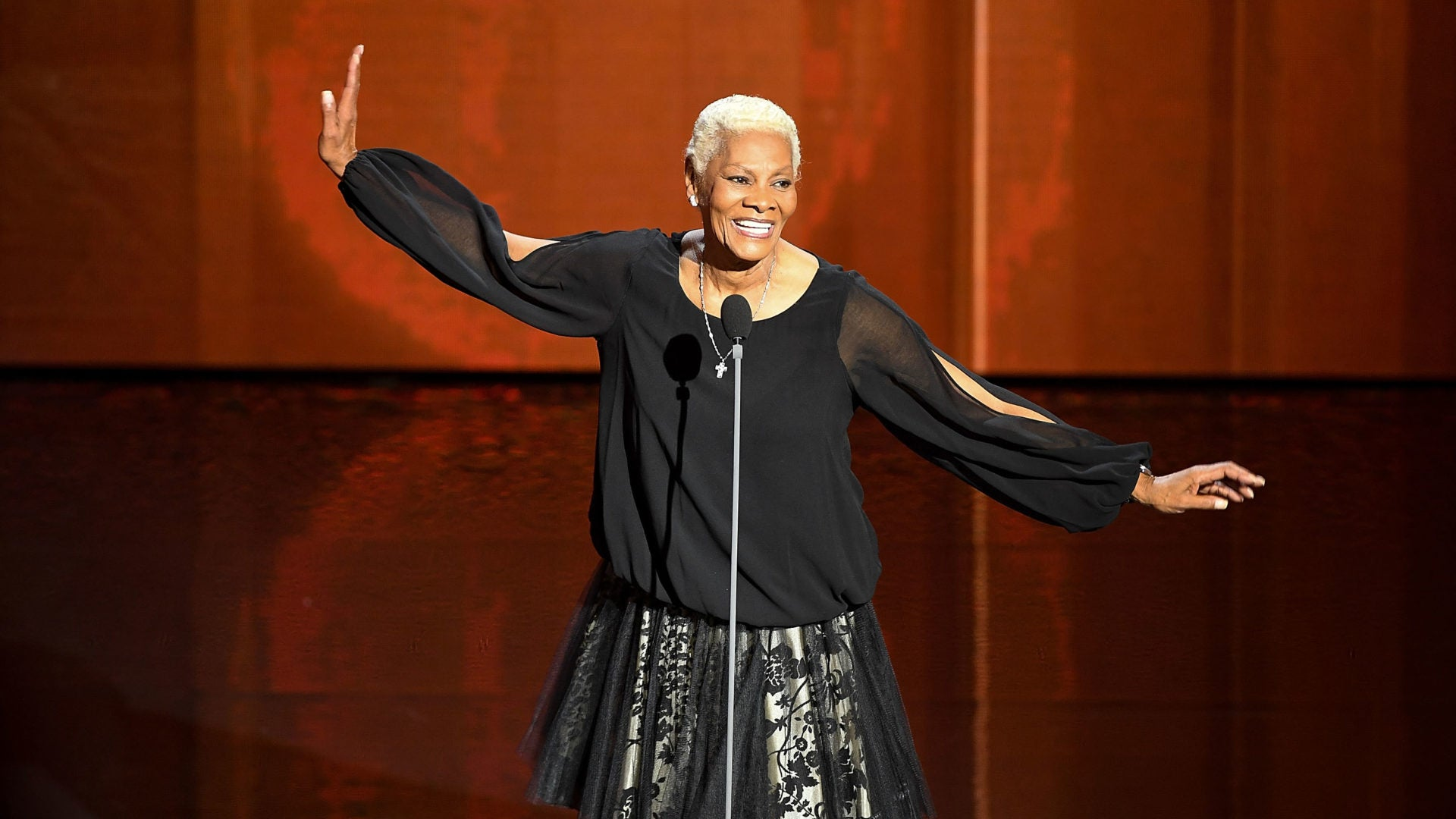 Dionne Warwick Is So Iconic, She Has Two Films In The WorksAbout Her Life