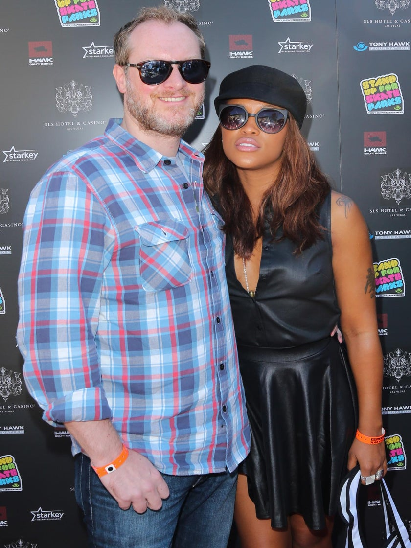 You Have to See These Adorable Throwback Photos of Eve and Her Husband's Retro Date Nights
