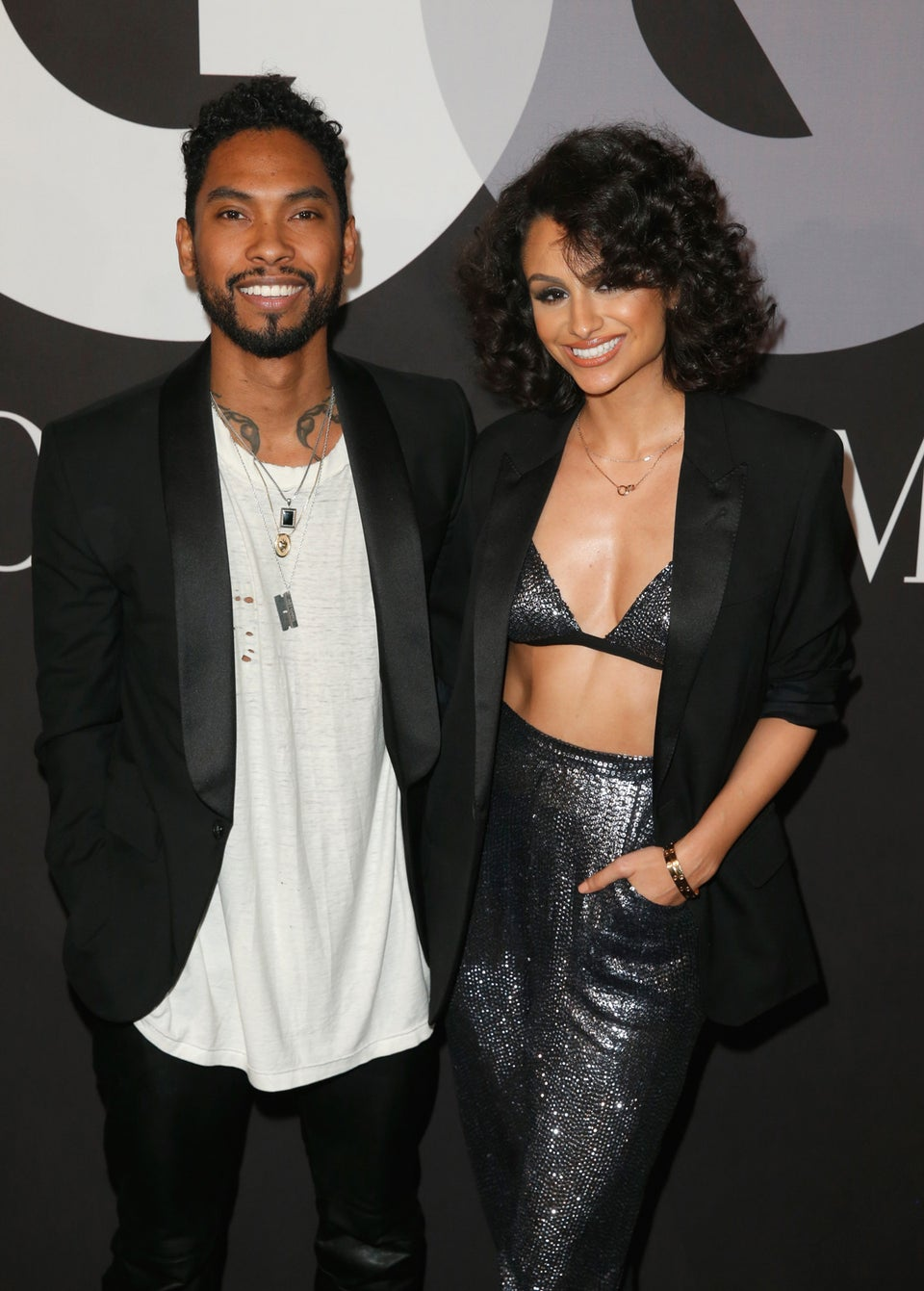 Miguel Spoils His Fiancé Nazanin For Her 30th Birthday In Miami