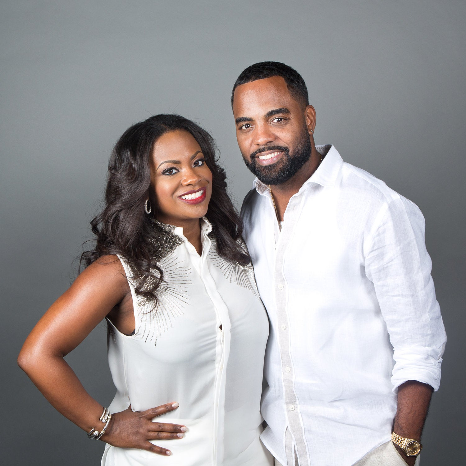 Kandi Burruss Celebrates Hubby 44th Birthday With a 4:44 Themed Bash