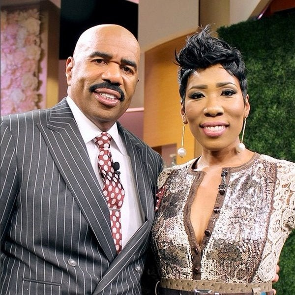 Steve Harvey Helped His Daughter Celebrate Her First Wedding Anniversary In the Sweetest Way