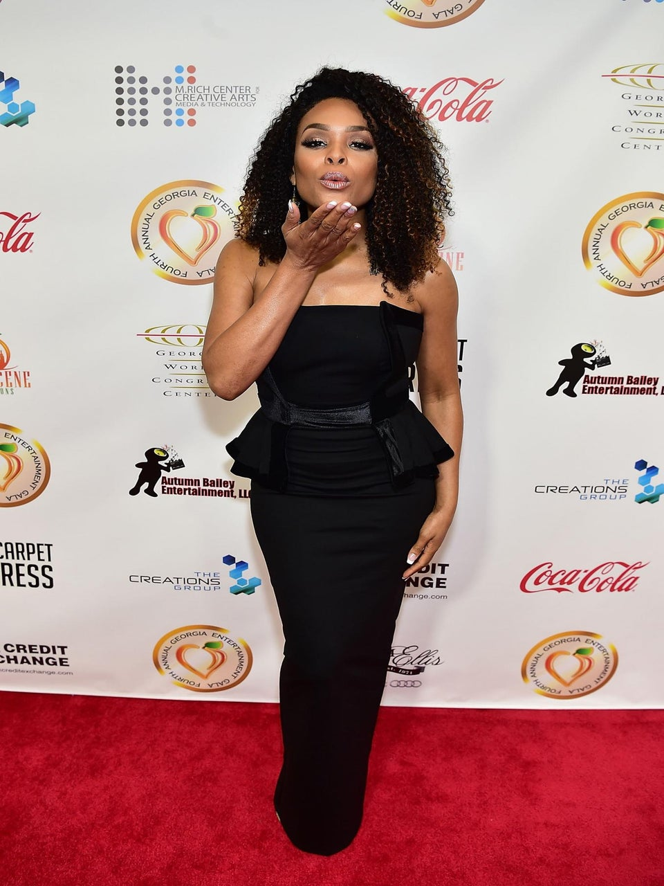 'Real Housewives Of Atlanta'Star Demetria McKinney Steps Out With New Man