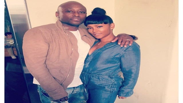 Keisha Epps Shared The Sweetest Throwback Photo Of Herself With Hubby Omar Epps