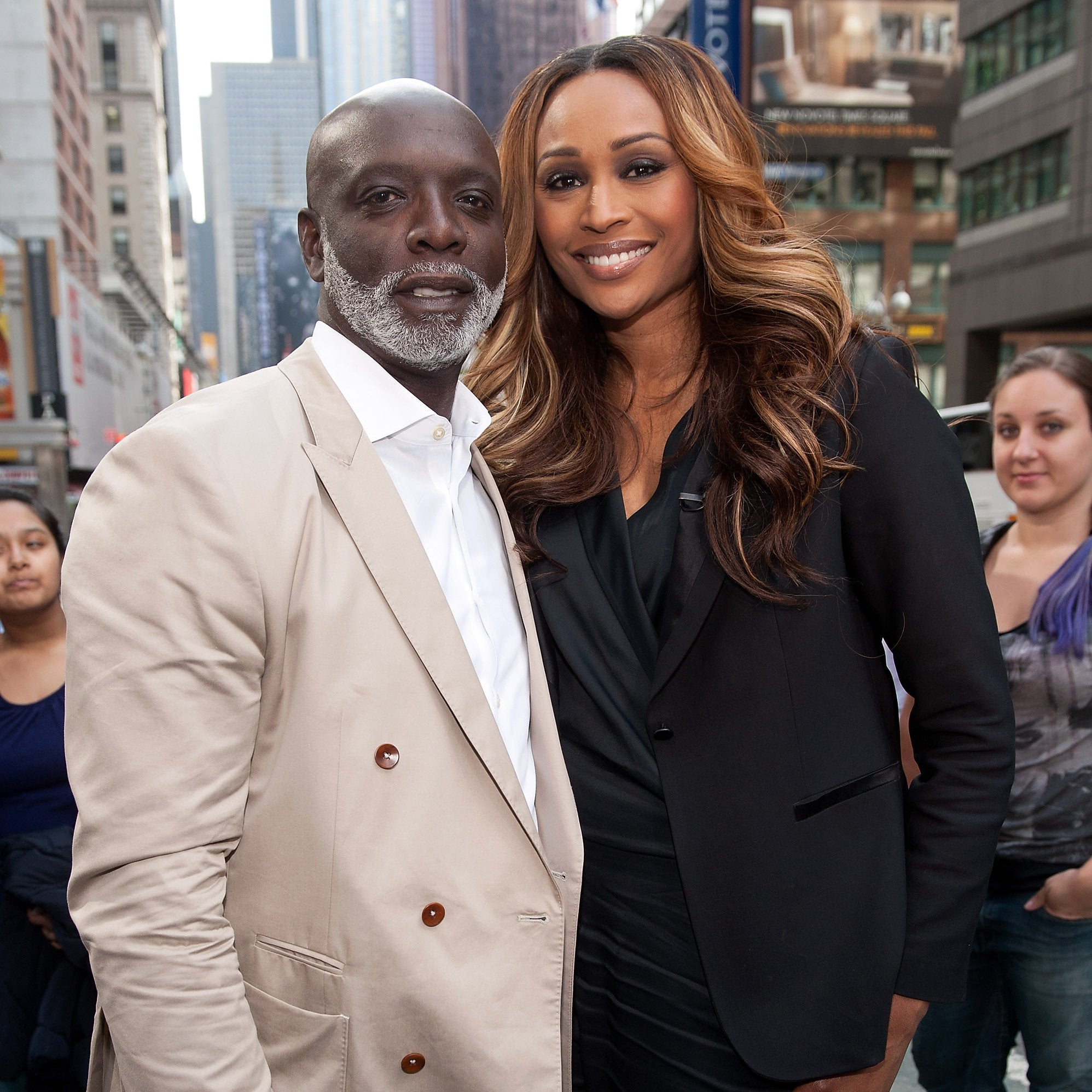 Watching Cynthia Bailey Begin Divorcing Peter Thomas On The 'RHOA' Premiere Wasn't Easy