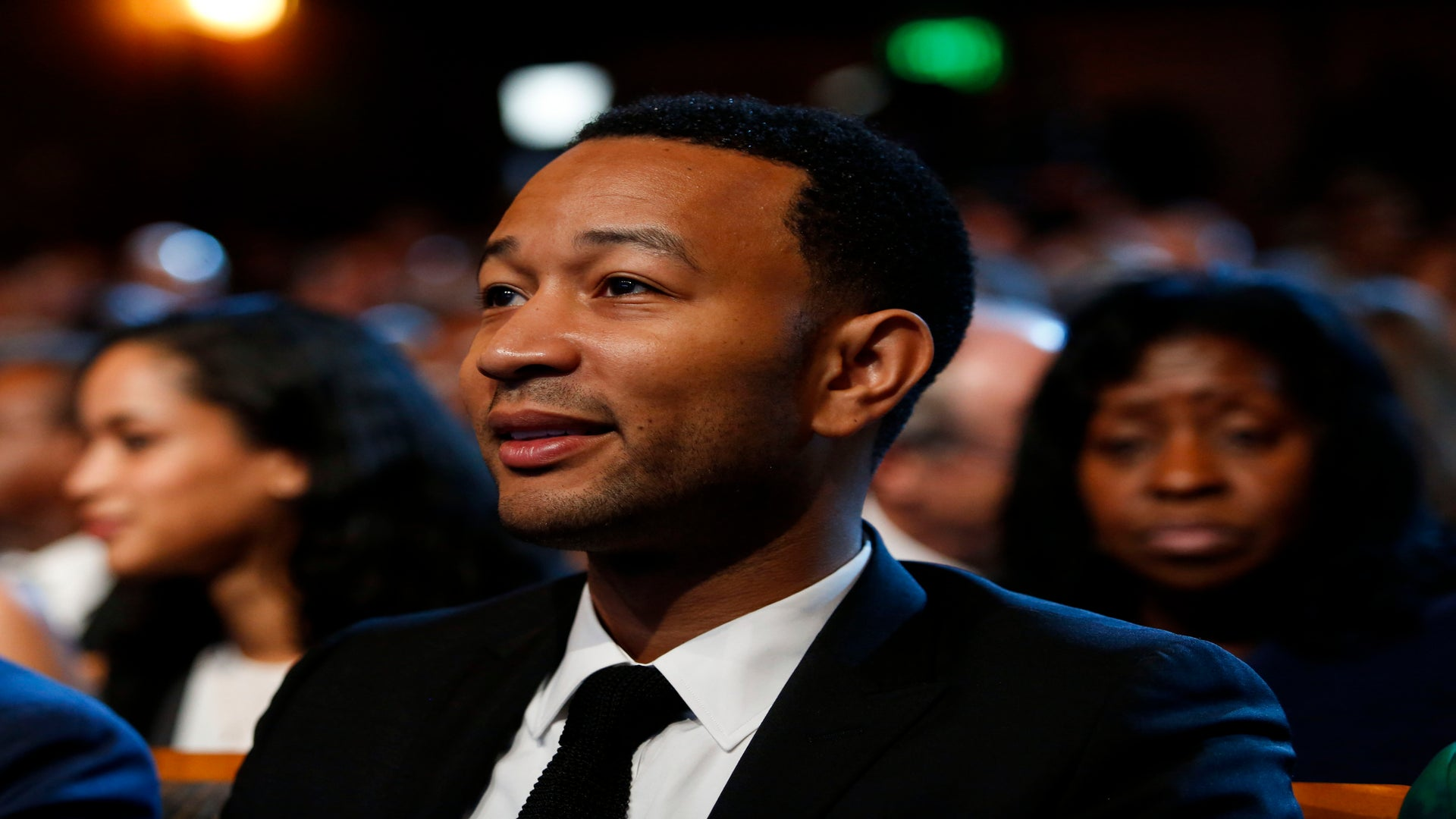 John Legend To Play Frederick Douglass On WGN America's 'Underground'