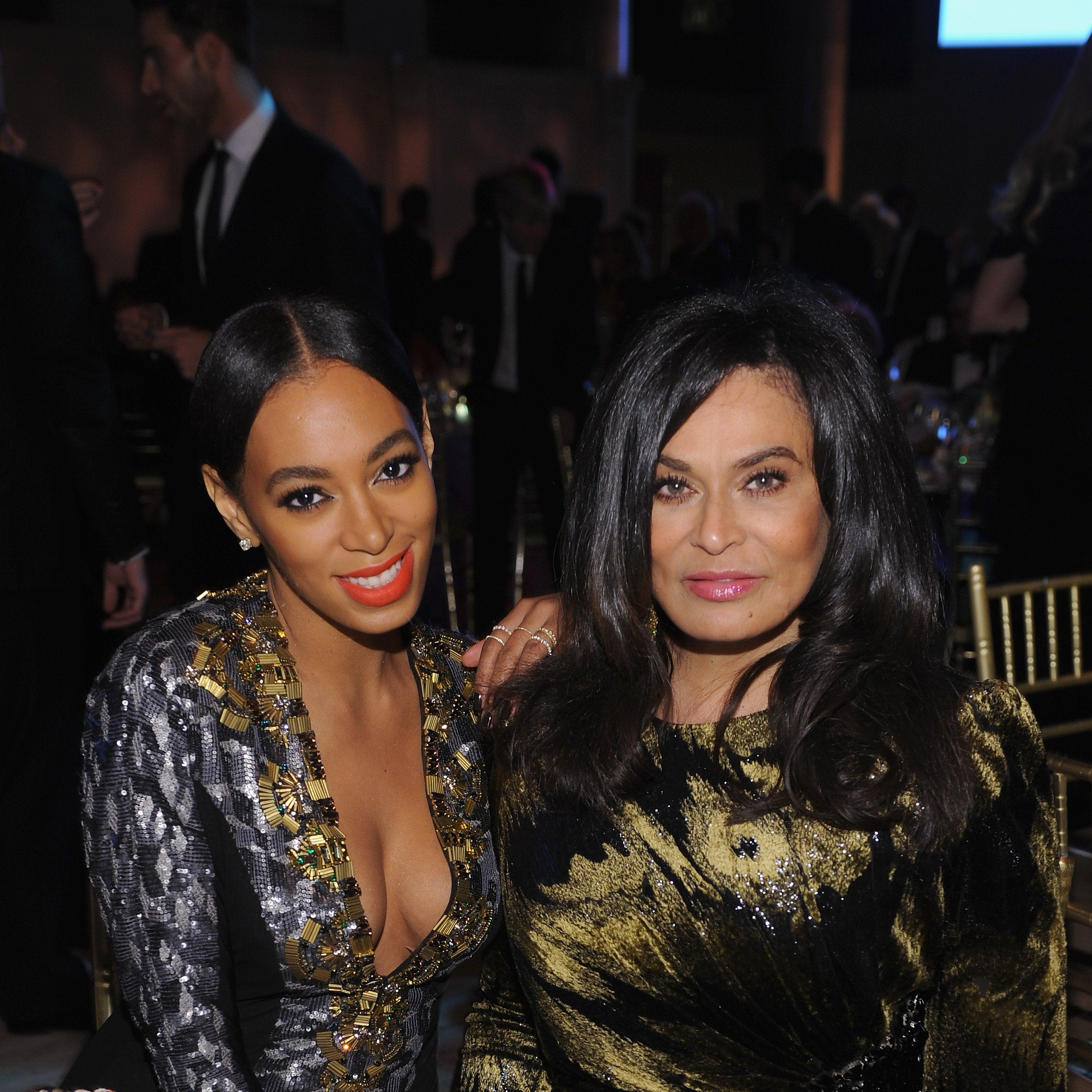 Proud Mom Tina Lawson Pays Tribute To Solange And Shares Sweet Message About SNL Performance