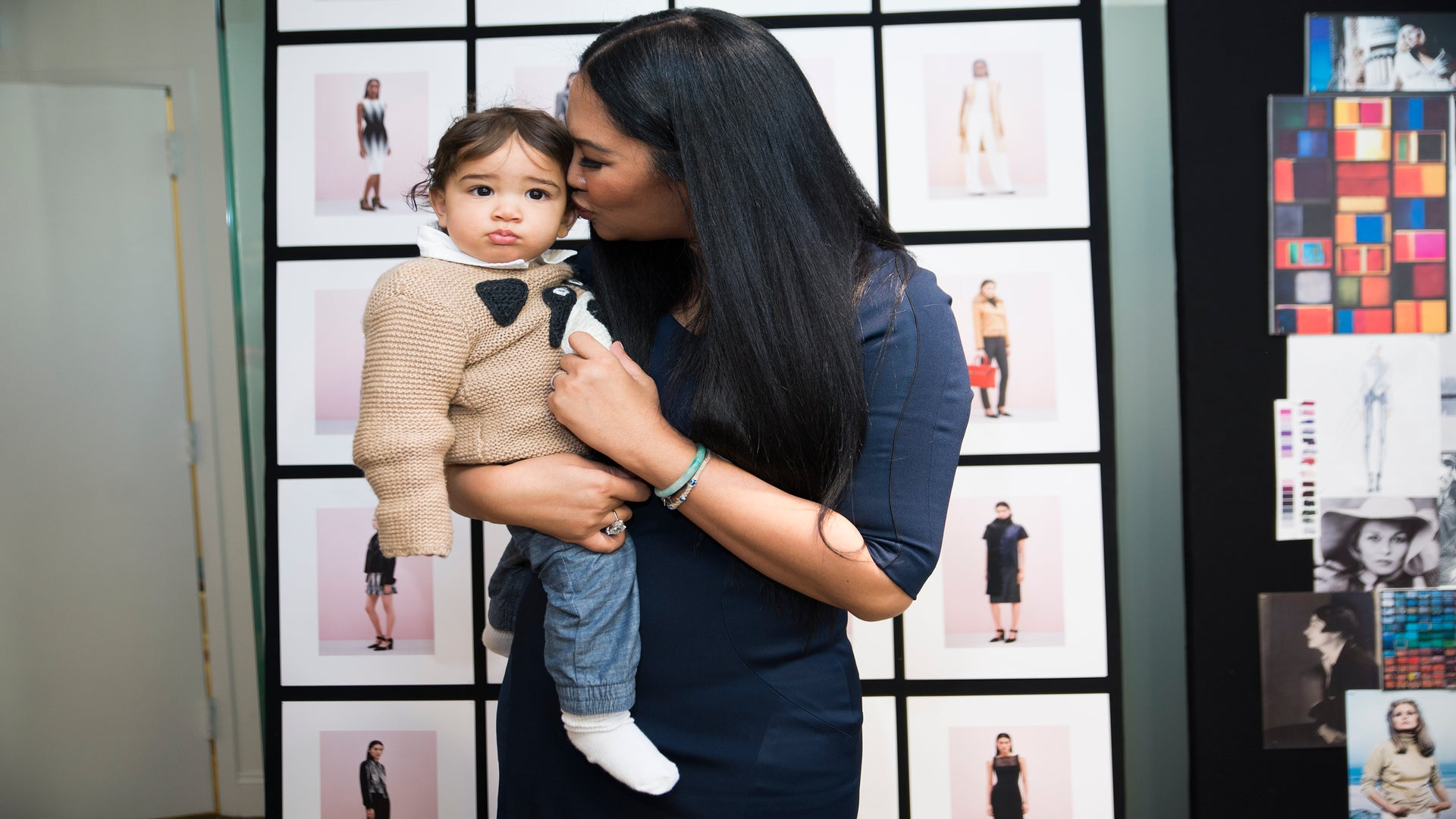 Photo Fab! Kimora Lee's Son Wolfe Lee Is Too Adorable For Words