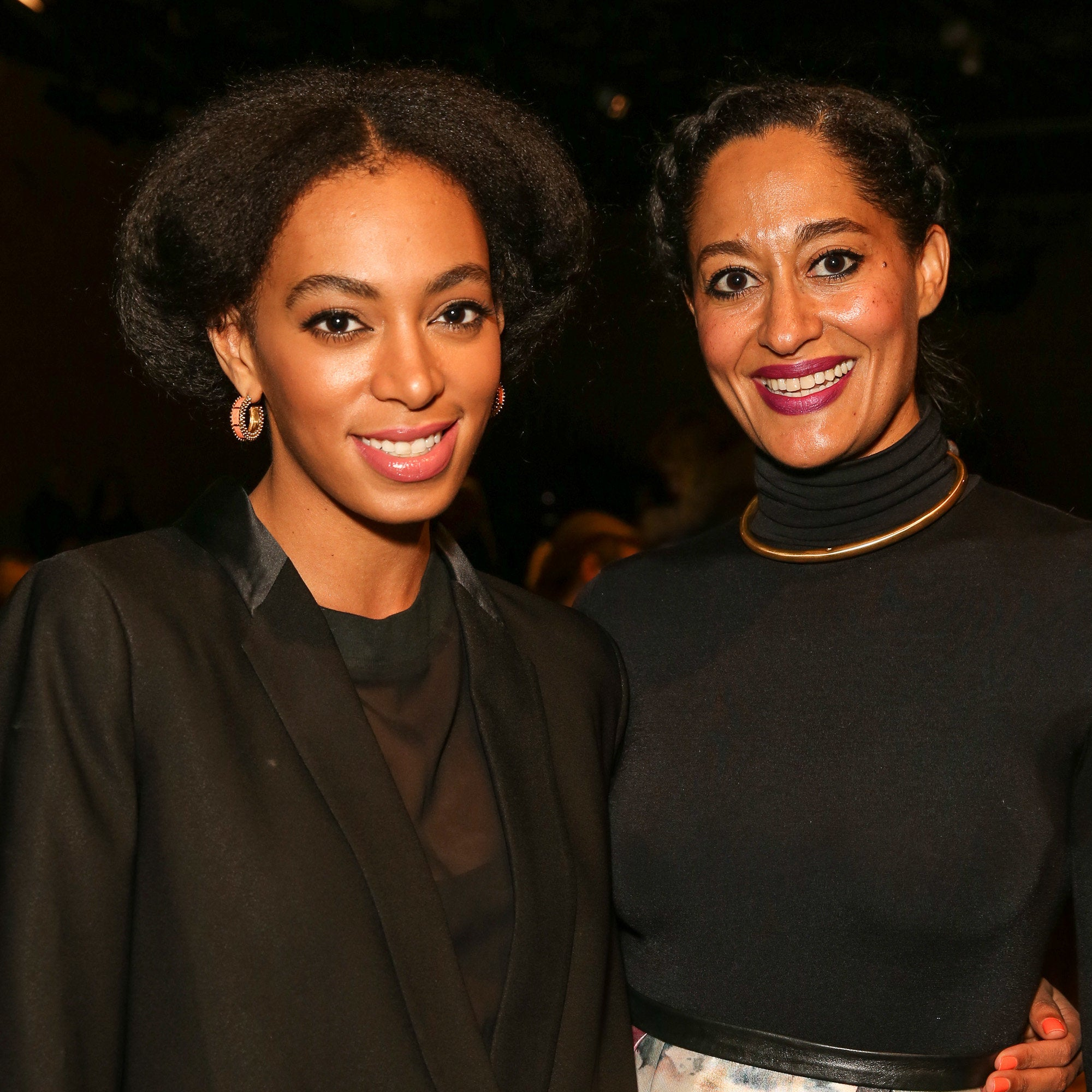 Tracee Ellis Ross Recreates Solange Knowles' 'A Seat At The Table' Album Cover And Nails It