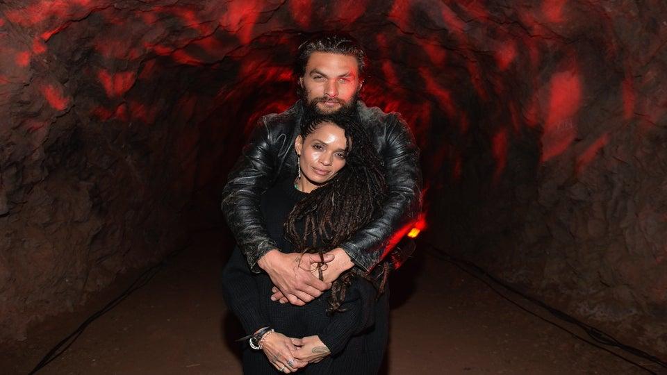 Surprise! Jason Momoa Marries Lisa Bonet In Intimate Celebration