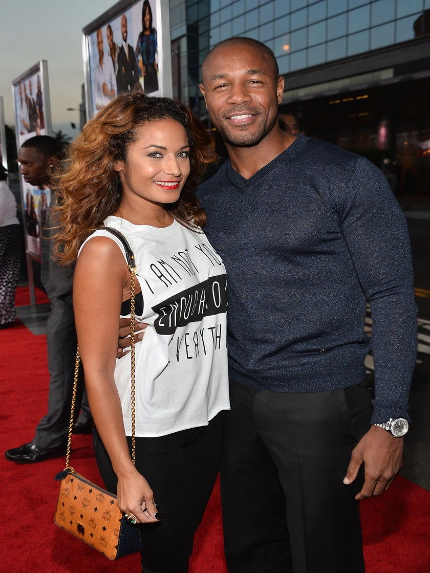 Aww! Tank Takes His Longtime Girlfriend On A Dope Birthday Getaway